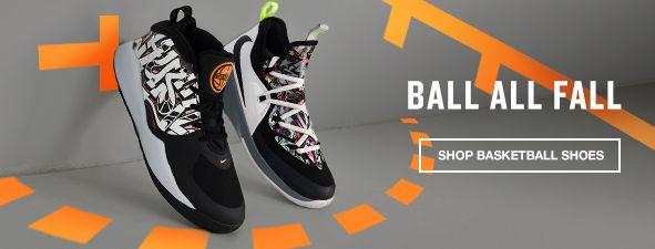 Ball All Fall, Shop Basketball Shoes
