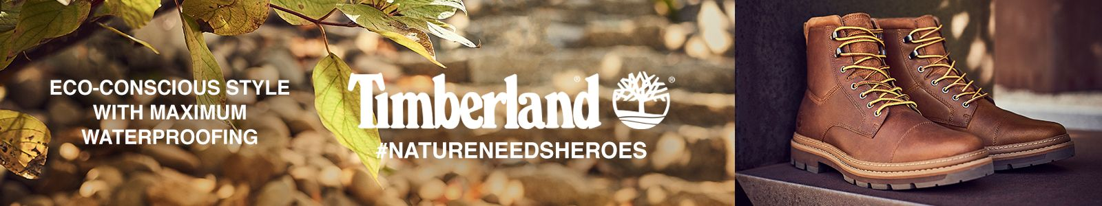 Eco-Conscious Style With Maximum Waterproofing, Timberland