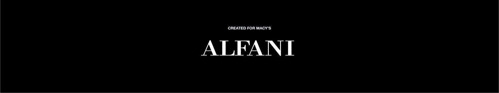 Created For Macy's, Alfani