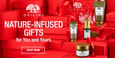Origins, Nature-Infused Gifts for You and Yours, Shop Now