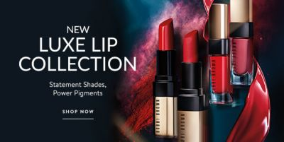 New Luxe Lip Collection, Shop Now