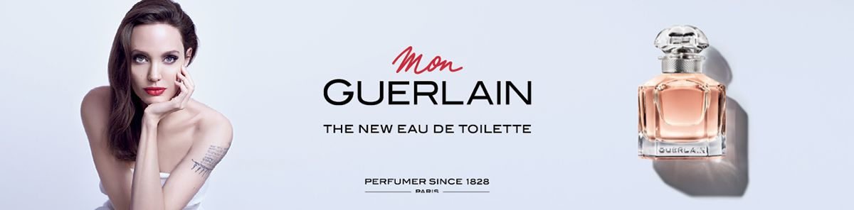 Guerlain, The New Eau De Toilette, Perfumer Since 1828, Paris