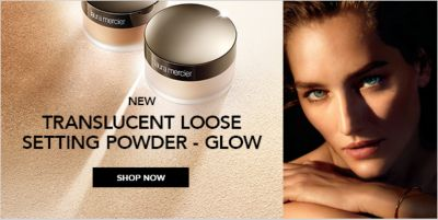 New, Translucent Loose Setting Powder - Glow, Shop Now