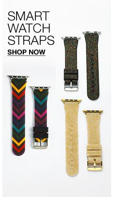 Smart Watches Straps, Shop Now
