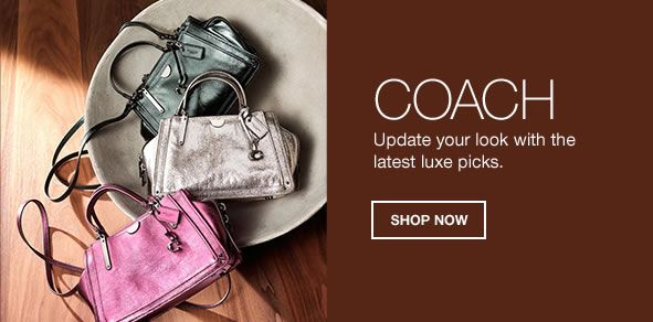 aeba665a35 COACH - Designer Handbags & Accessories - Macy's
