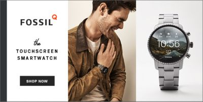Fossil the Touchscreen Smartwatch, Shop Now