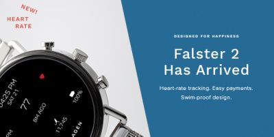 New! Heart Rate, Falster 2 Has Arrived