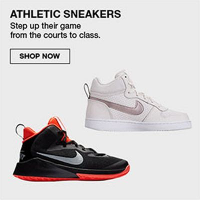 Athletic Sneakers, Shop Now