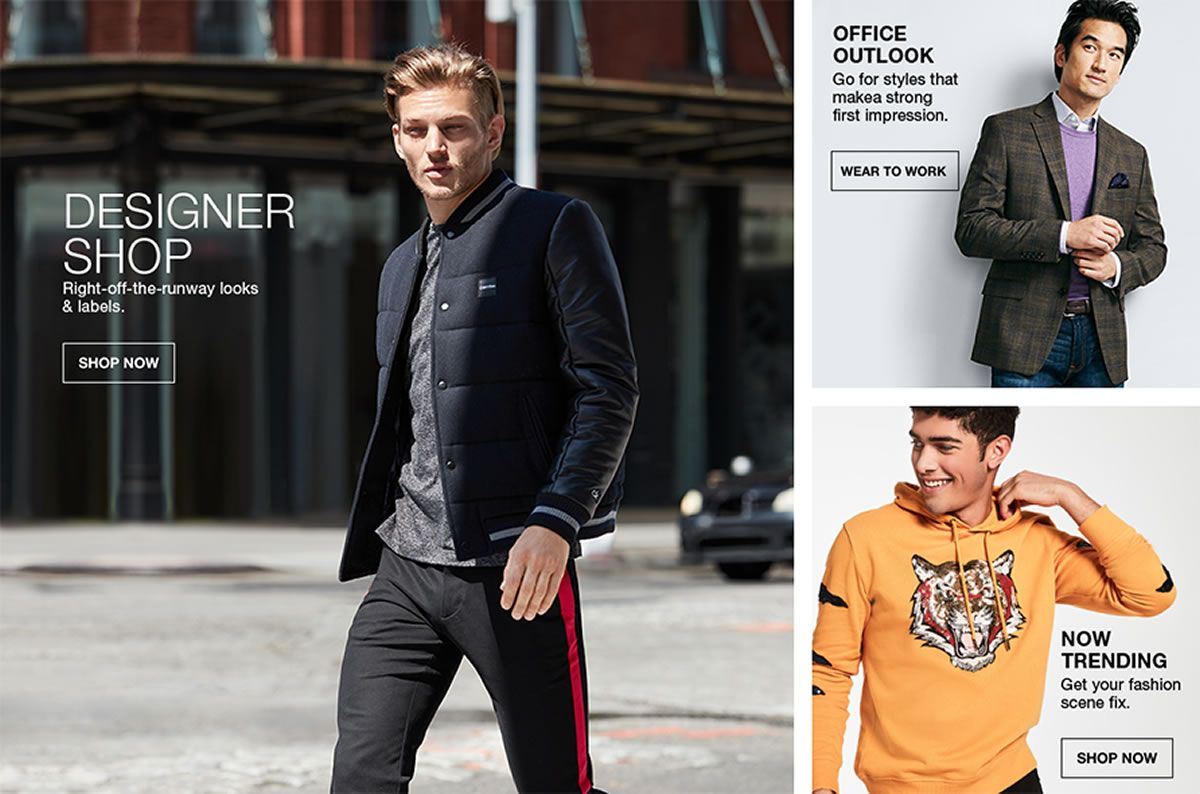 Mens Clothing The Best In Mens Fashion Macys