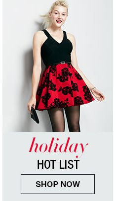 Holiday Hot List Shop Now