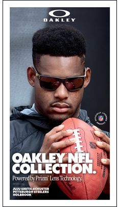 Oakley, Oakley Nfl Collection, Powered by Prizm Lens Technology