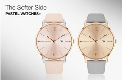 The Softer Side, Pastel Watches