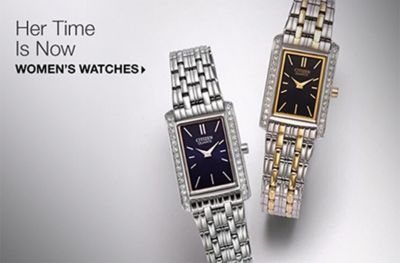 Her Time is Now, Women's Watches