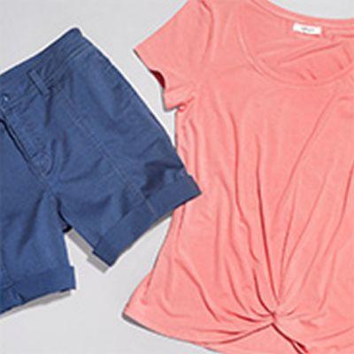 Tees and Shorts