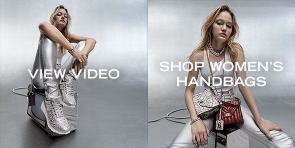 View Video, Shop Women's Handbags