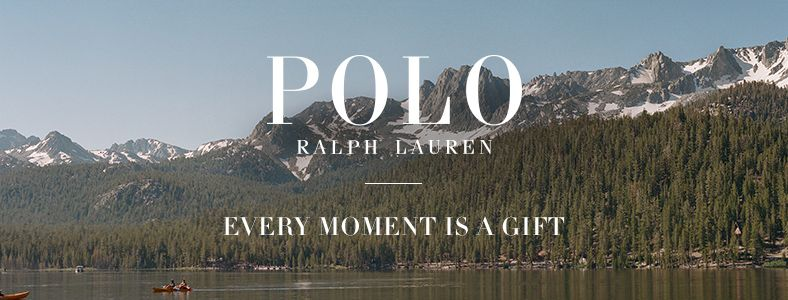 Polo, Ralph Lauren, Every Moment is a Gift