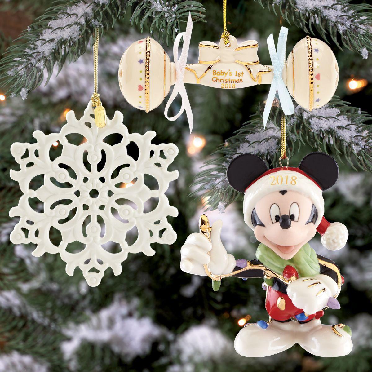 ce23c41b0a3 Lenox Christmas Ornaments - Macy s
