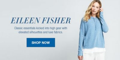 Eileem Fisher, Shop Now