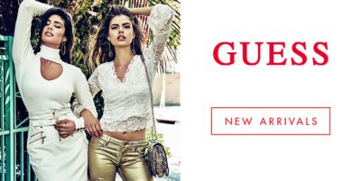 Guess Clothing For Women Macy S