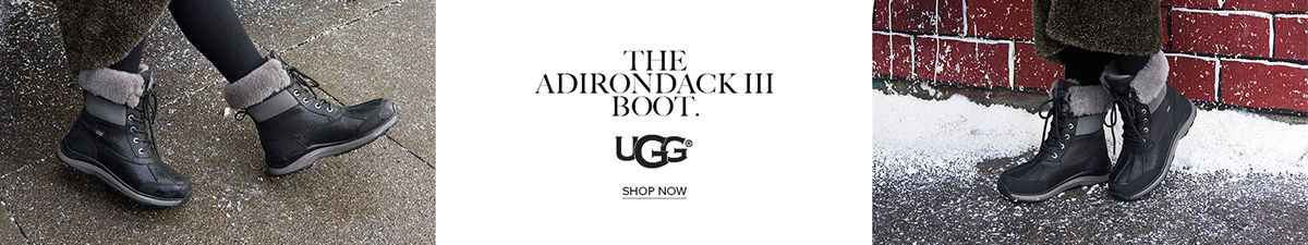 The Adirondack Boot, Shop Now