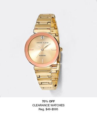 70 percent Off, Clearance Watches