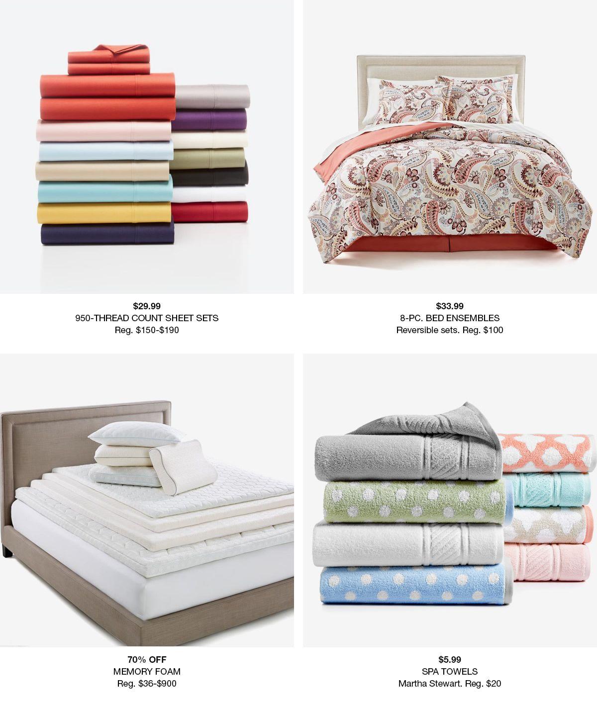 Bedding Linens Bath Macys Eighty Eight Holiday Lip Pencil Set 2999 950 Thread Sheet Sets 3399 8 Piece Bed Ensembles 70 Percent
