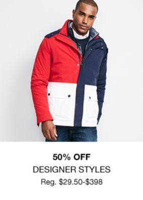 50 percent Off Designer Styles