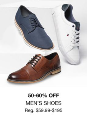 50-60 percent Off, Men's Shoes