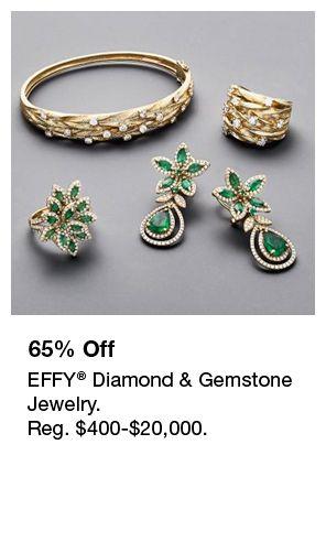 65 percent Off, Effy Diamond and Gemstone Jewelry