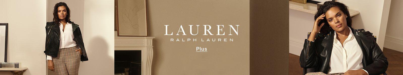 Lauren, Ralph Lauren, Plus
