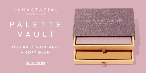Palette Vault, Shop Now