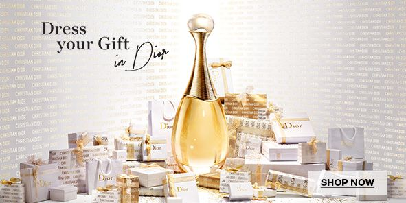 Dress Your Gift in Dior, Shop Now