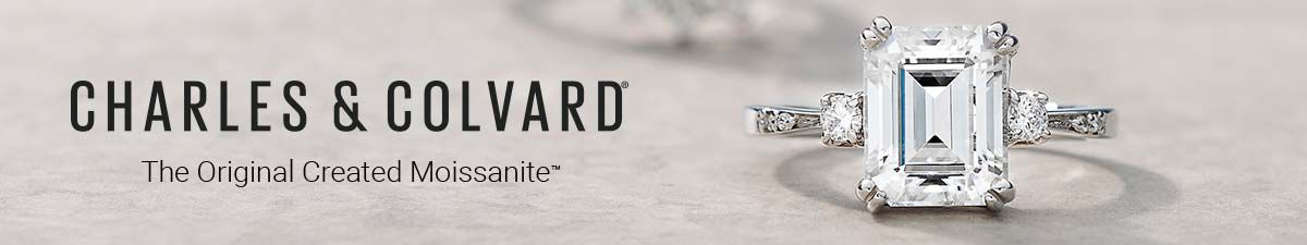 Charles and Colvard, The Original Created Moissanite