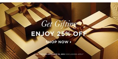 Get Gifting Enjoy 25 percent Off, Shop Now