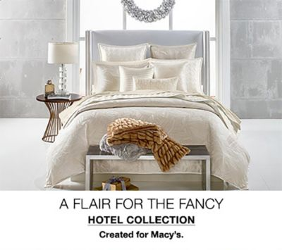 A  Flair For The Fancy, Hotel Collection, Created for Macy's