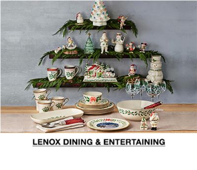 Lenox Dining and Entertaining