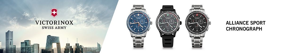 Victorinox, Swiss Army, Alliance Sport Chronograph