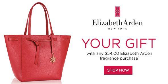 Elizabeth Arden, New York, Your Gift, Shop Now