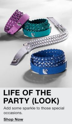 Life of The Party (Look), Add some sparkle to those special occasions, Shop Now