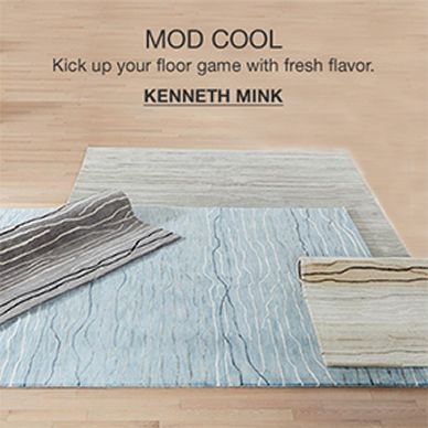 Mod Cool, Kick up your floor game with fresh flavor, Kenneth Mink