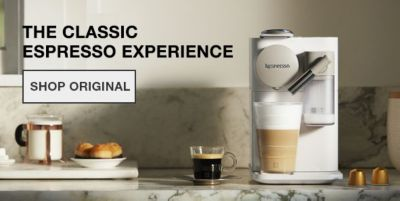 The Classic Espresso Experience, Shop Original