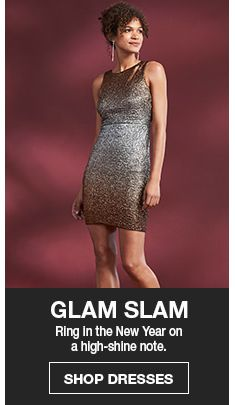 Glam Slam Ring In The New Year On A High Shine Note