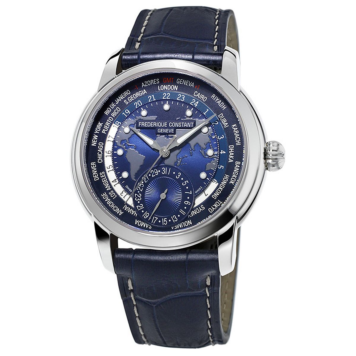 Men's Worldtimer Manufacture
