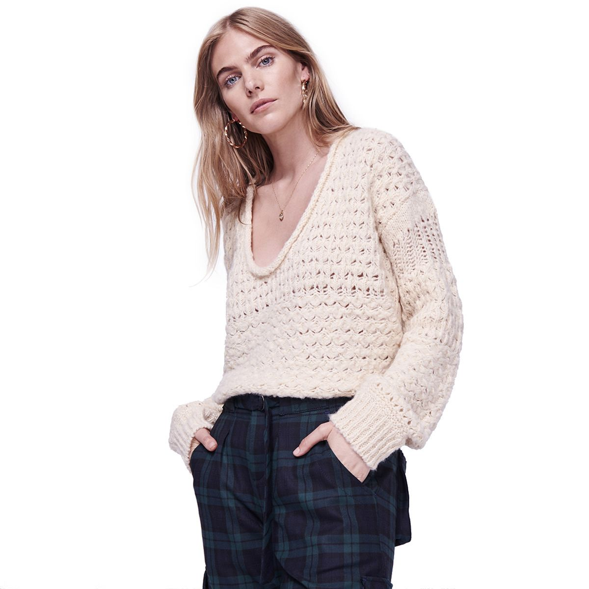 24e0be716a Free People Women's Sweaters - Macy's