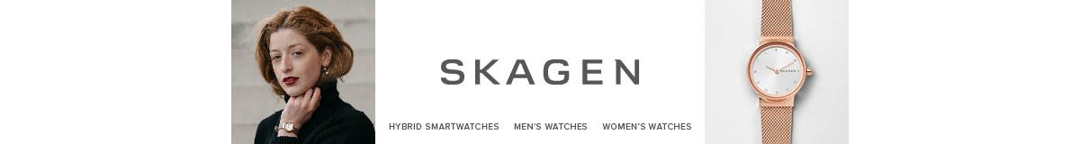 Skagen, Hybrid Smartwatches, Men's Watches, Women's Watches