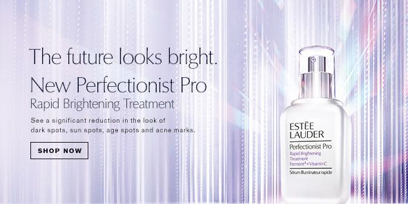 The Future looks bright, New Perfectionist Pro, Shop Now