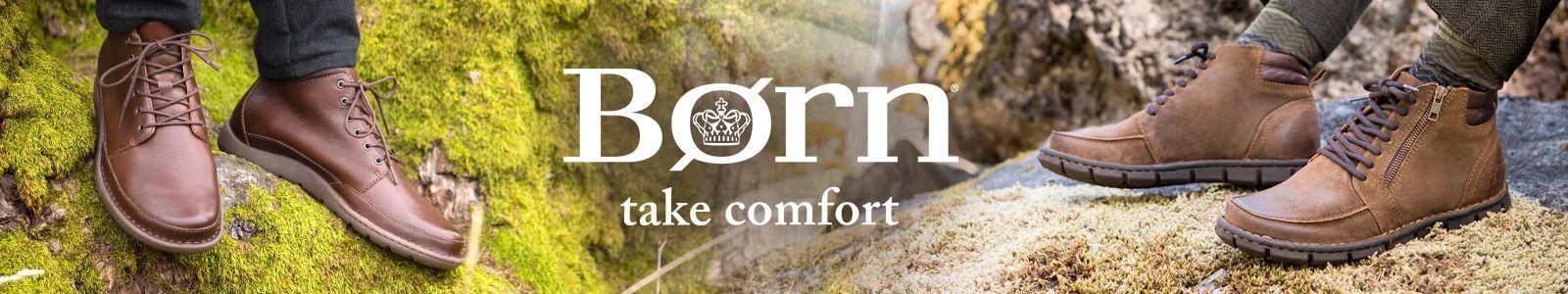 Born take comfort