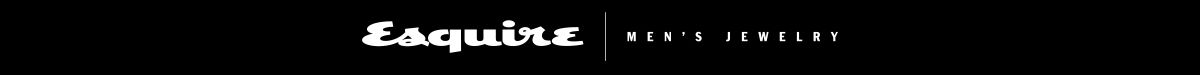 Esquire, Men's Jewelry