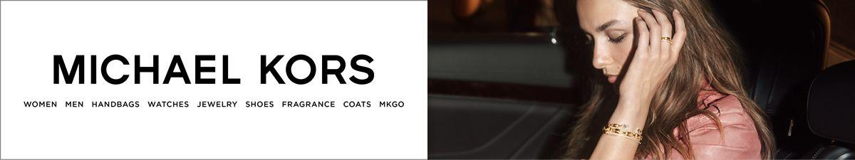 Michael Kors, Women, Men, Handbags, Watches, Jewelry, Shoes, Fragrance, Coats, Mkgo