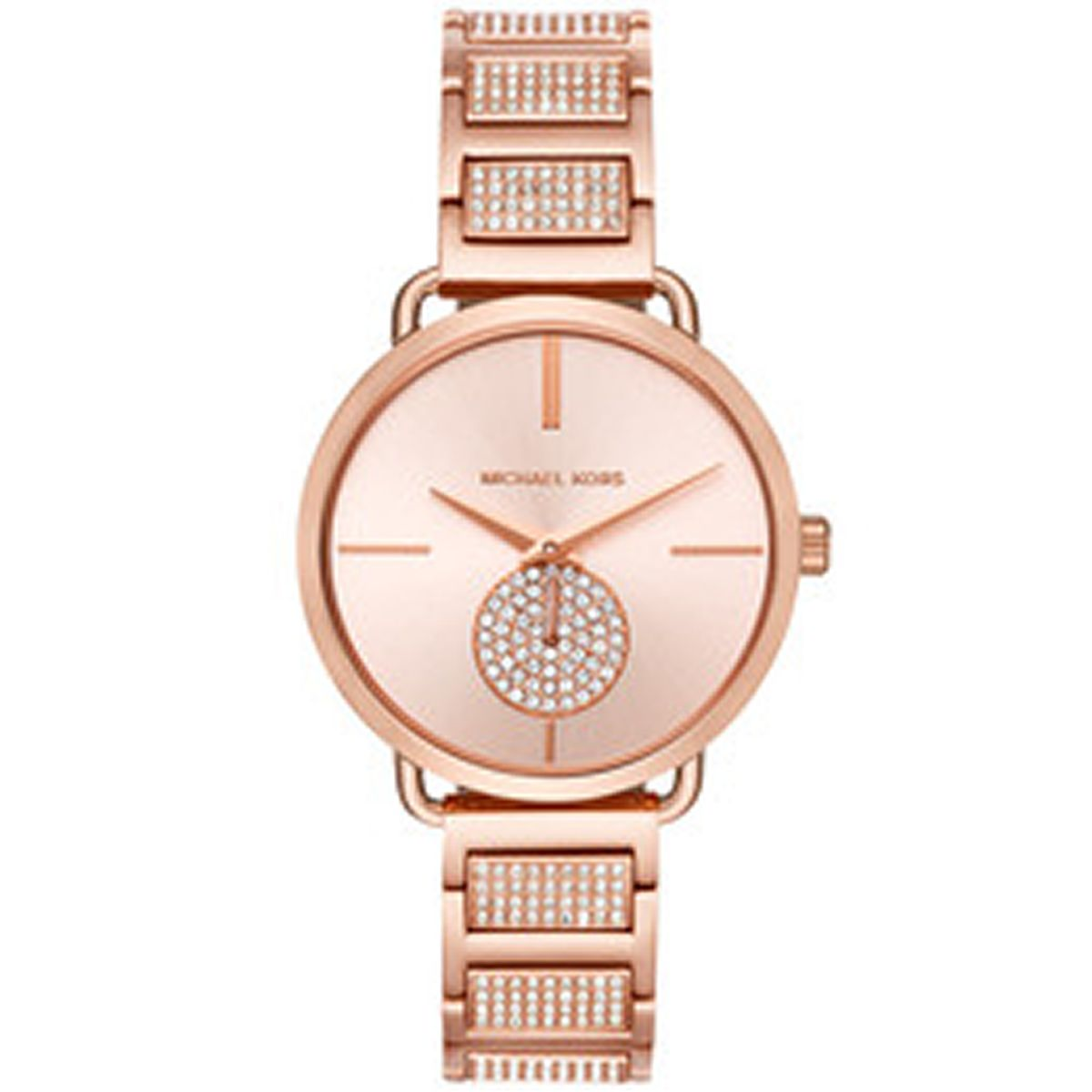5f70b653636c Rose-Gold Michael Kors Watches - Macy s